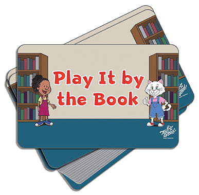 Play It by the Book Game Cards