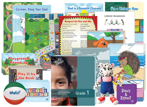 TGFV - A Peaceable Place Grade 1 - 2020 Edition