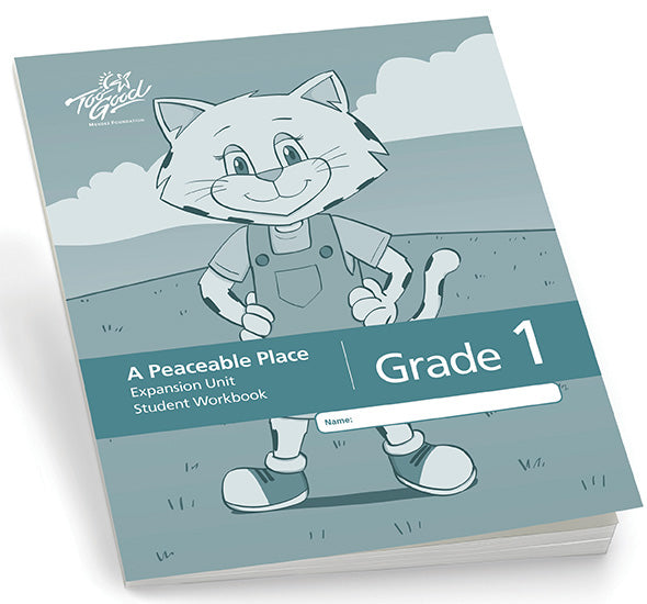 C8191 - Grade 1 Expansion Unit Student Workbook 2020 Edition - Pack of 30