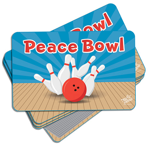 Peace Bowl Activity Cards