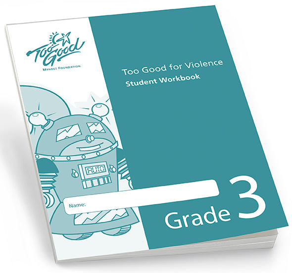 C8325 - TGFV Grade 3 Student Workbook - Pack of 25
