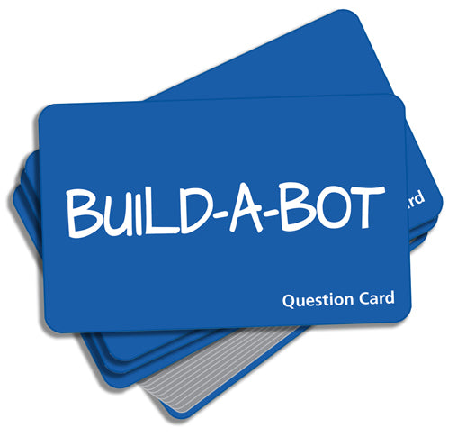 Build-A-Bot Activity Card Set