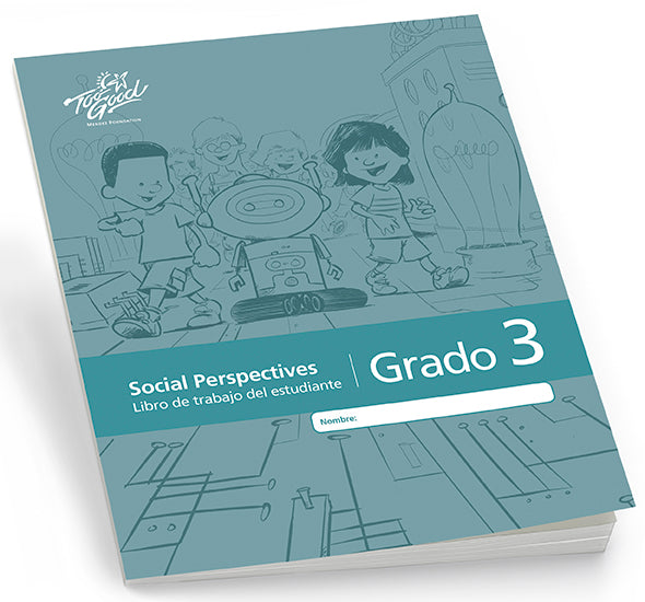 C8380 - TGFV - Social Perspectives Grade 3 Student Workbook Spanish Pack of 5