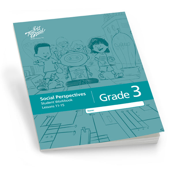 Grade 3 Expansion Unit Student Workbook - Pack of 30