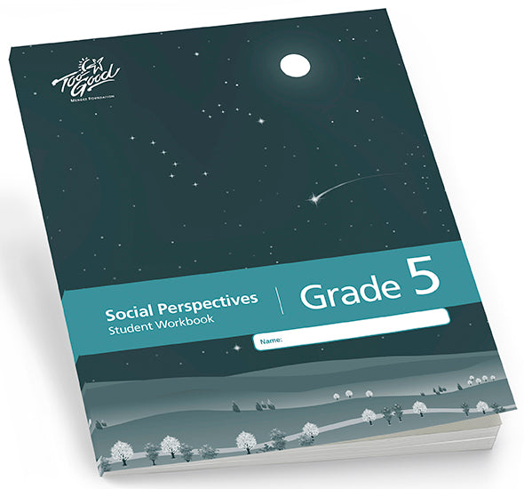 TGFV - Social Perspectives Grade 5 Student Workbook Pack of 30