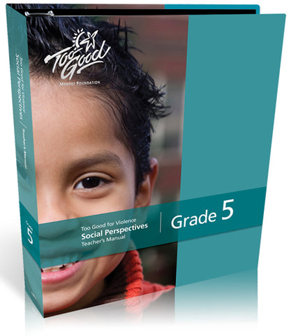 TGFV - Social Perspectives Grade 5 - 2019 Edition Kit