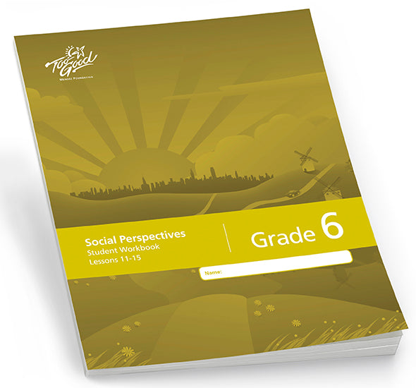 C9660 - Grade 6  Expansion Unit - 2019 Edition Student Workbook - Pack of 30