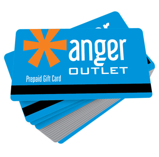 Anger Outlet Game Cards