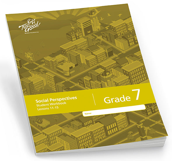 C8791 - Grade 7 Expansion Unit Student Workbook - Pack of 25