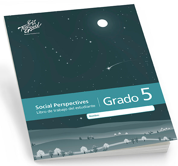 C9580 - TGFV - Social Perspectives Grade 5 Student Workbook 2019 Edition - Spanish Pack of 5