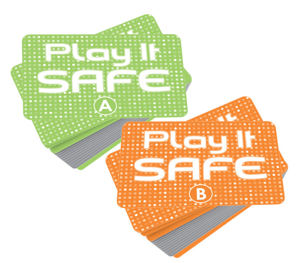 Play It Safe Game Cards