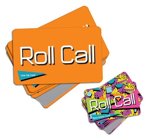 Roll Call Card Game