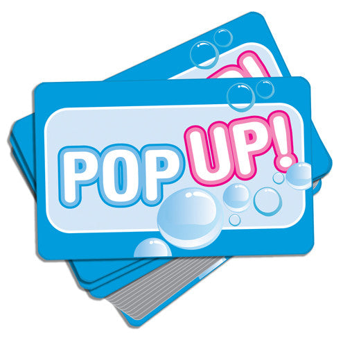 Pop Up! Game Cards