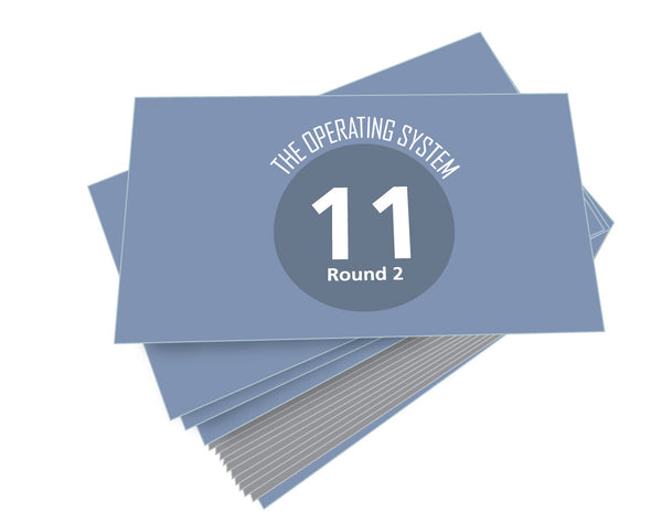 The Operating System Round 2 Cards
