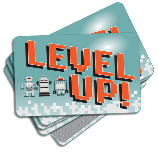 Level Up! Card Game