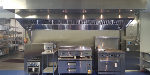 Kitchen Exhaust Hood Cleaning Services Indoor Air