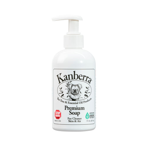 Kanberra Premium Tea Tree Soap