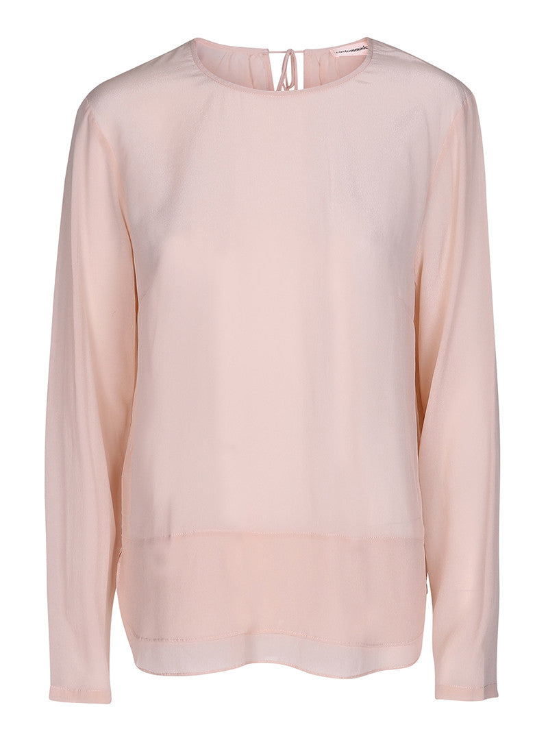 Chanelle Silk Blouse