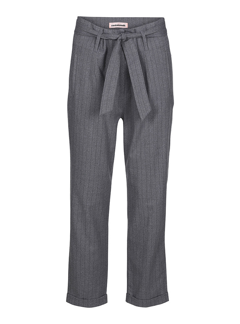 Madelin Pinstripe Trousers