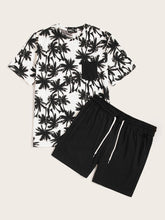 Pocket Patch Tee & Shorts Set
