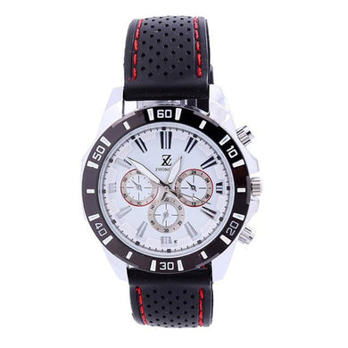 Stainless Steel Analog Quartz Watch