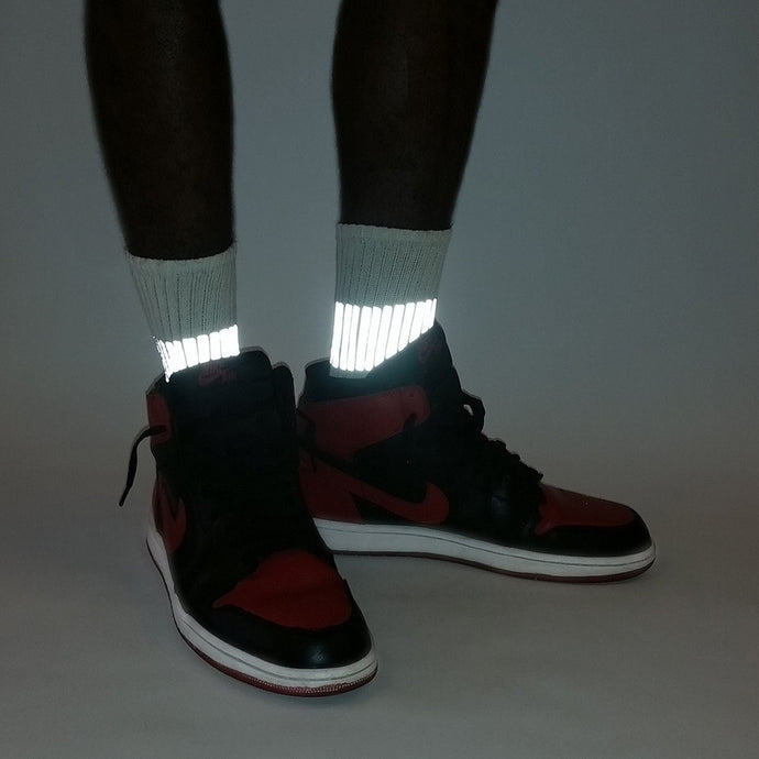 3M Reflective Band Socks