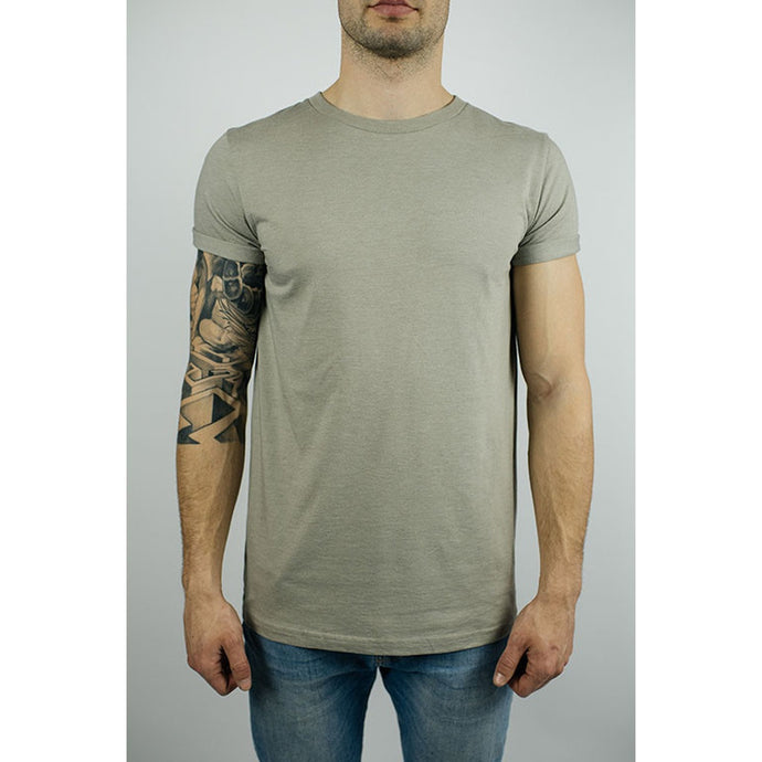 The Lakeside Rolled-cuff T