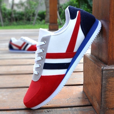 Canvas Sport Running Sneakers