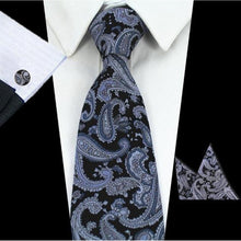 Cotton Tie & Pocket Square