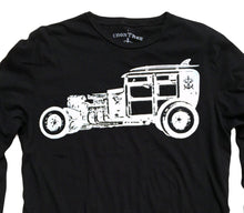 Rat Rod Woody: Organic Long Sleeve T