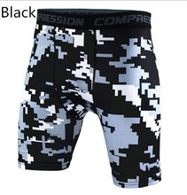 Athletic Compression Shorts