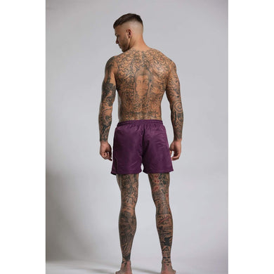 Zero Seven Swim Purple Shorts