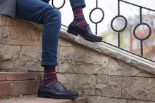 5-Pair Cool Striped Socks