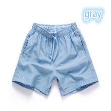 Waterproof Swimming Trunks Beach in 18 solid colors