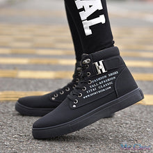 Casual High Top Sneakers