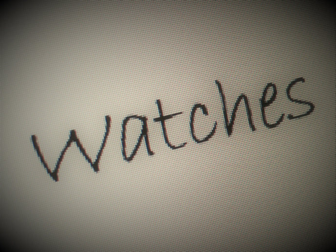 Watches }}}}}}