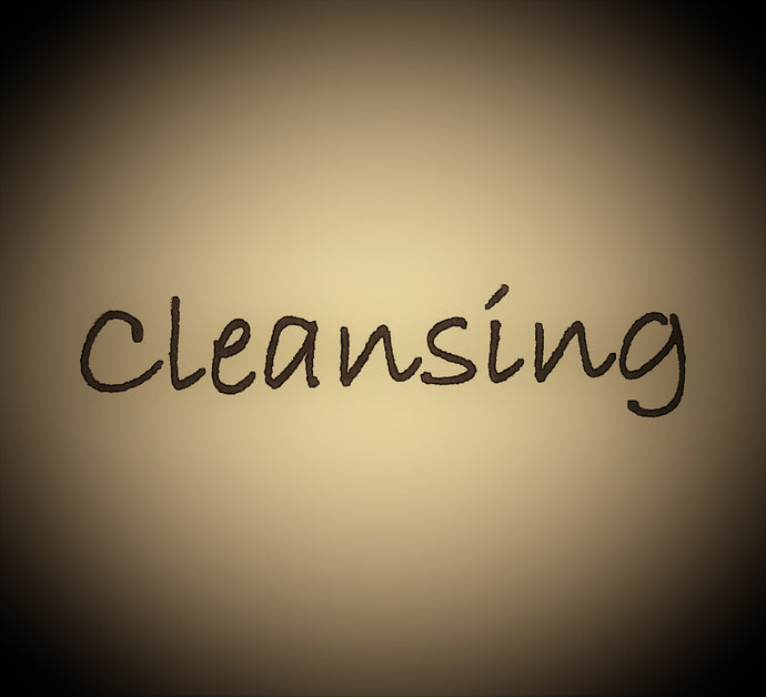 Cleansing }}}}}}}