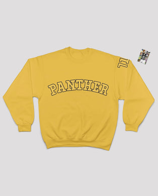 PANTHER - Sweater - Gold