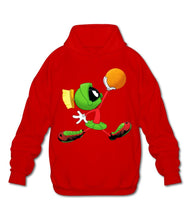 Vintage Marvin The Play Martian Basketball Poster Hoodies Sweatshirt