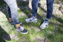 5-Pair Colorful Patterned Socks