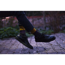 Men's 5-Pair Fun Striped Socks