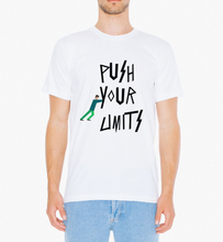 PUSH YOUR LIMITS T SHIRT