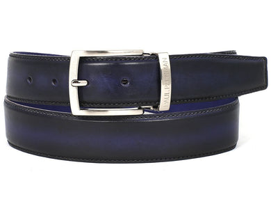 PAUL PARKMAN Leather Belt