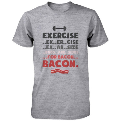 Exercise for Bacon Cotton T