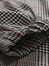 Houndstooth Drawstring Pants