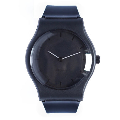 Analog Watch - Resin Strap