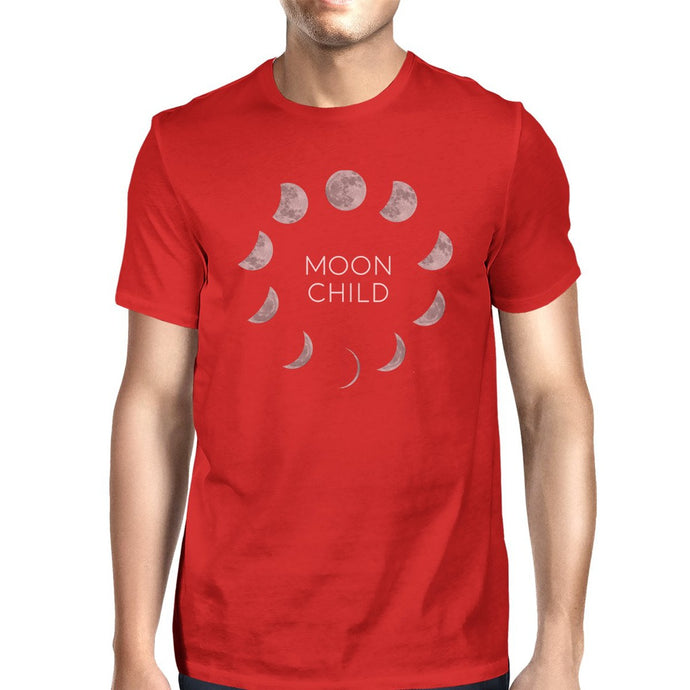 Moon Child Red Shirt