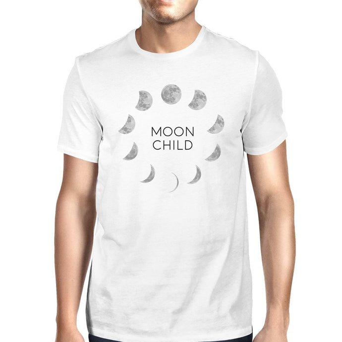 Moon Child White Shirt