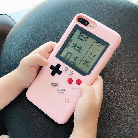 Image of Real Gameboy iPhone Case