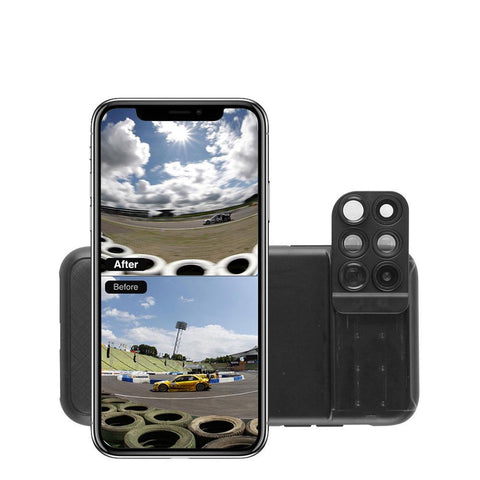 Image of 6 in 1 Lens iPhone Case